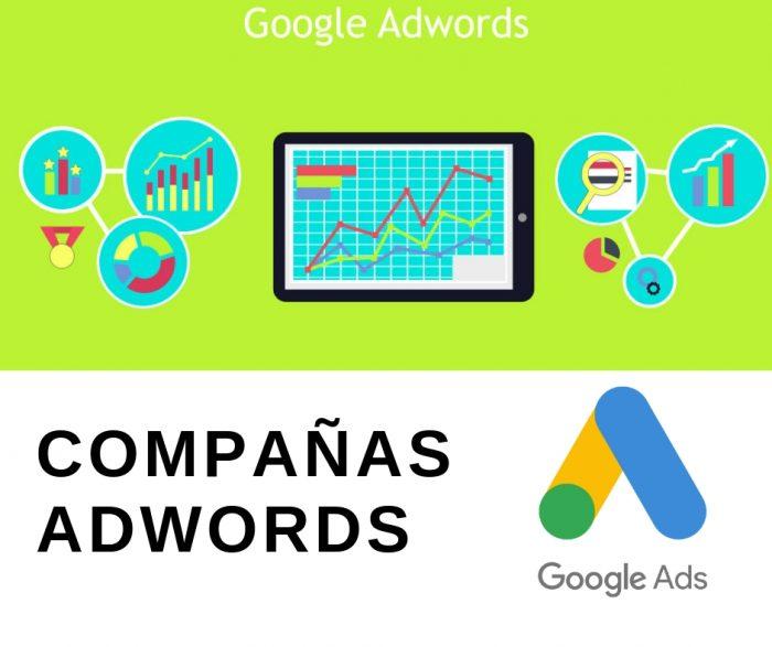 campañas adword